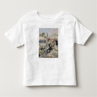 A Revolt of French Anarchists in Guyana Toddler T-shirt