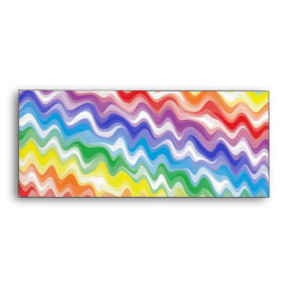 A Rhythmic Rainbow Envelope