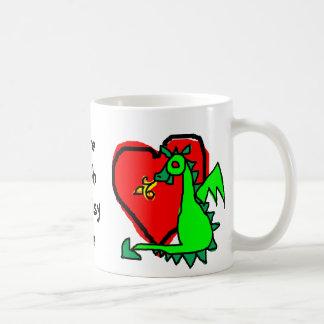 A Rich Fantasy Life Coffee Mug