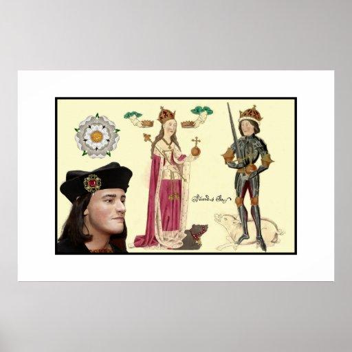 A Richard III Medley Print