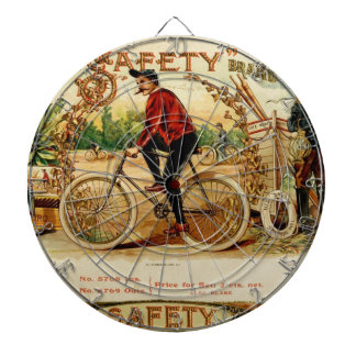 A ride and a smoke relax enjoy be safe dart board
