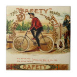 A ride and a smoke, relax enjoy be safe tiles