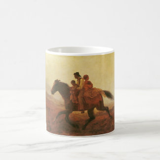 A Ride for Liberty The Fugitive Slaves by Johnson Coffee Mug