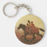 A Ride for Liberty The Fugitive Slaves by Johnson Keychains