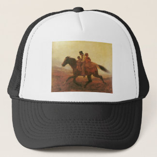 A Ride for Liberty The Fugitive Slaves by Johnson Trucker Hat