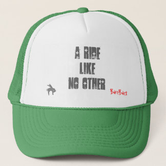 A ride like no other Hat