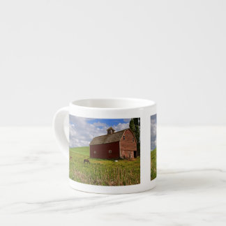 A ride through the farm country of Palouse 3 Espresso Cup
