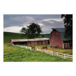 A ride through the farm country of Palouse 4 Photo Print