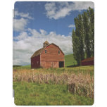 A ride through the farm country of Palouse iPad Cover