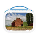A ride through the farm country of Palouse Lunchbox