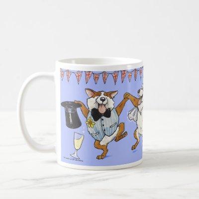 royal wedding mug fail. A souvenir royal wedding mug