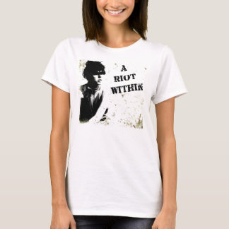 """A Riot Within - """"Vintage X"""" Baby Doll (2008) T-Shirt"""
