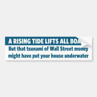 A Rising Tsunami Bumper Sticker