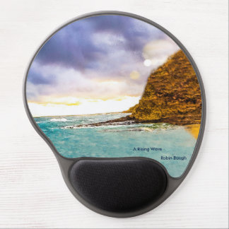"""""""A Rising Wave"""" Gel Mouse Pad"""
