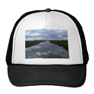 A river in Maine Trucker Hat