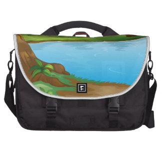 A river bag for laptop