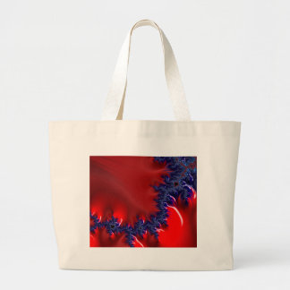 A river on Mars Large Tote Bag