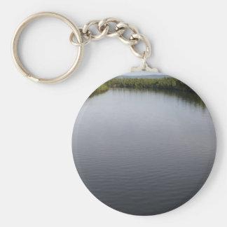 A river on Samar Basic Round Button Keychain