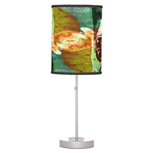 A River Runs Through It Table Lamp