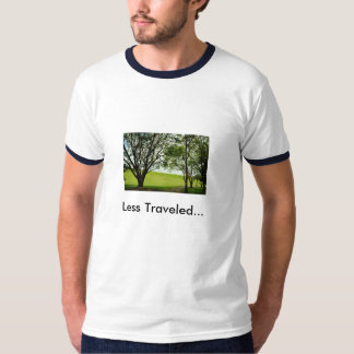 A road less traveled T-Shirt