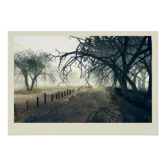a road less travelled print