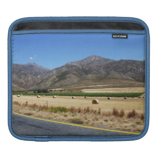 A road through South Africa's beautiful mountains iPad Sleeve