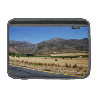 A road through South Africa's beautiful mountains MacBook Air Sleeve