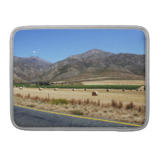 A road through South Africa's beautiful mountains Sleeve For MacBook Pro