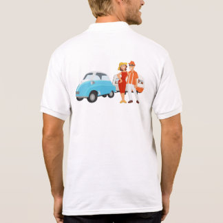 a road trip to... polo t-shirt