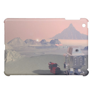 A Robot and His Dog 2 Speck Case iPad Mini Cover
