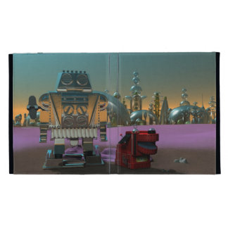A Robot and His Dog Caseable Case iPad Case
