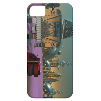 A Robot and His Dog iPhone SE/5/5s Case