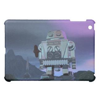 A Robot Moon Walker Speck Case iPad Mini Case
