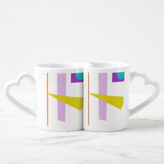 A Robot's Smile Coffee Mug Set