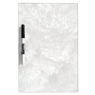 A Rock Dry Erase Board