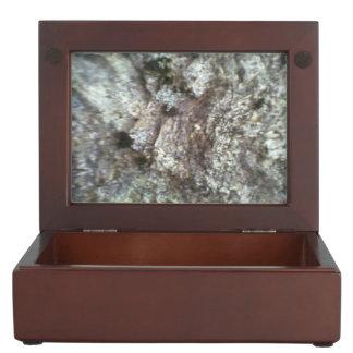 A Rock Memory Box