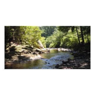 A Rocky Creek Card