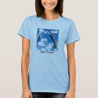 A Rollercoaster Love T T-Shirt