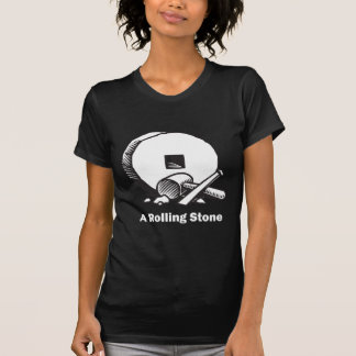 A Rolling Stone T-Shirt