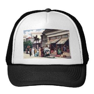 A Roman Street Scene Trucker Hat