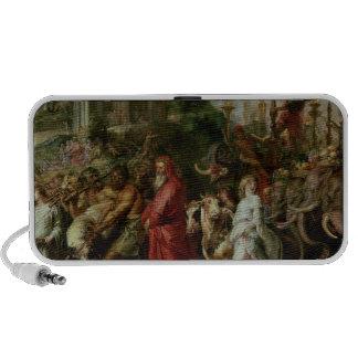 A Roman Triumph, c.1630 Travelling Speakers