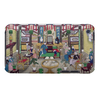 A Room in the House of Mr. Kong, a Peking Merchant iPod Touch Case