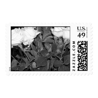 A Rose Bouqet Postage