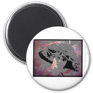 A ROSE BY ANY OTHER NAME FRIDGE MAGNET