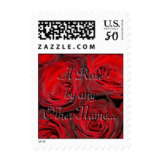 A Rose by any Other Name... Postage