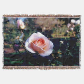 A Rose By Any Other Name Throw Blanket