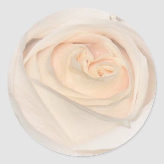 A Rose Classic Round Sticker