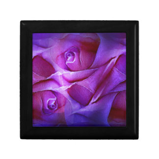 A Rose folded in layers Jewelry Box