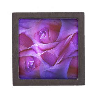 A Rose folded in layers Premium Keepsake Box