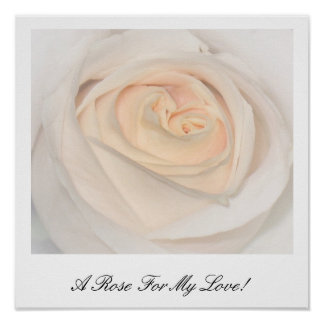 A Rose For My Love! Poster